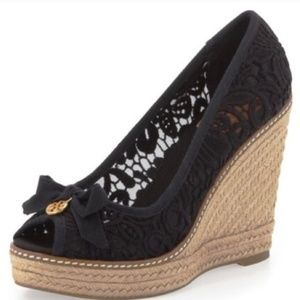 Tory Burch Jackie Wedges